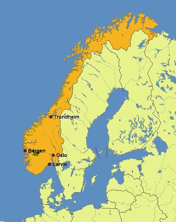 00 Norvège