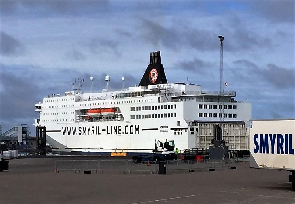 208 Départ Islande