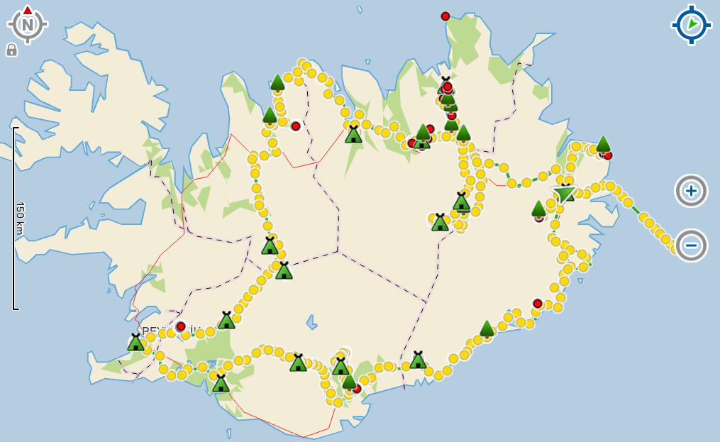 Trip Iceland