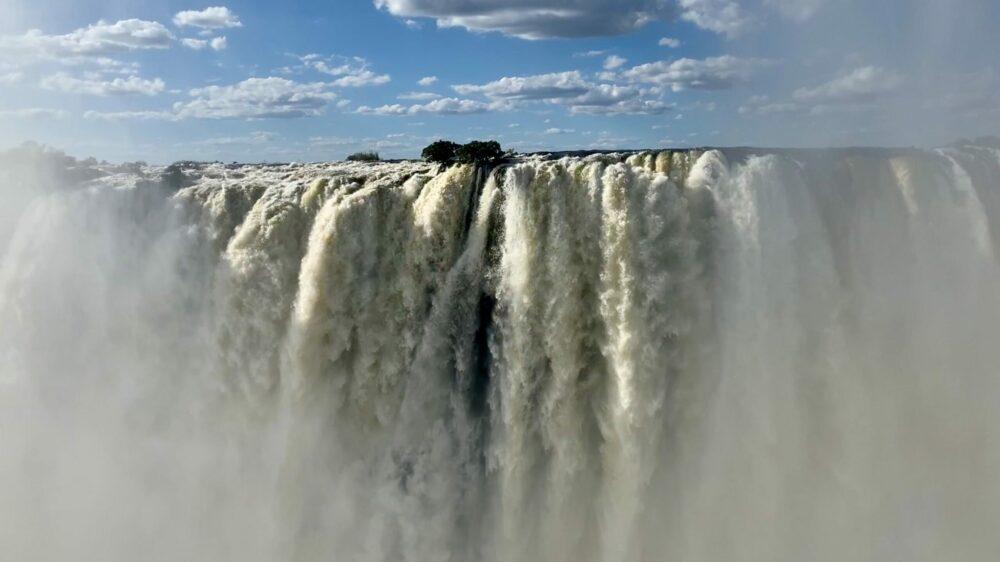 La Zambie du Sud au Nord